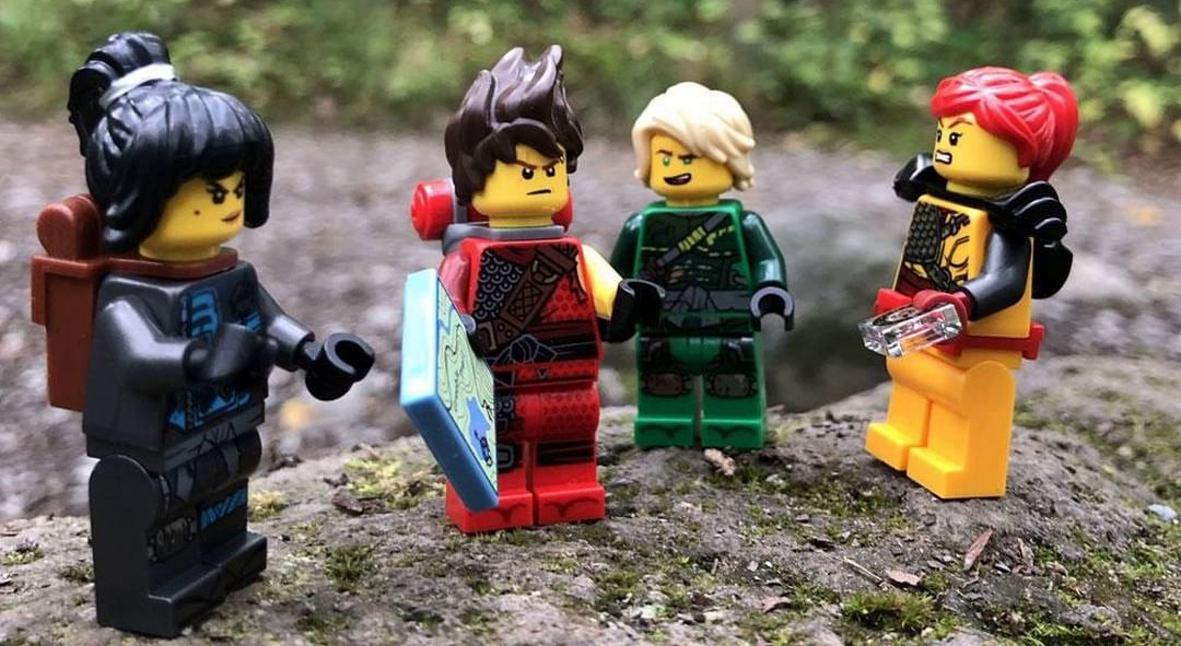 Salt: главное здесь, остальное по вкусу - Умер создатель LEGO-человечка Йенс Нигард Кнудсен