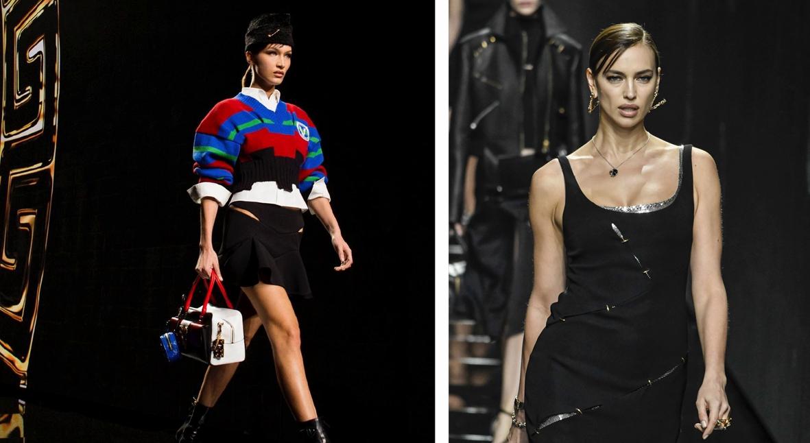 Salt: главное здесь, остальное по вкусу - Неделя моды в Милане: запоминающиеся показы Missoni, Versace, Bottega Veneta