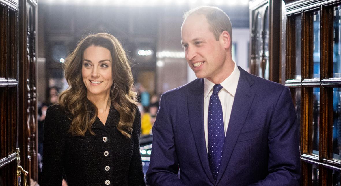Salt: главное здесь, остальное по вкусу - Кейт Миддлтон и принц Уильям посетили специальный показ мюзикла в Лондоне