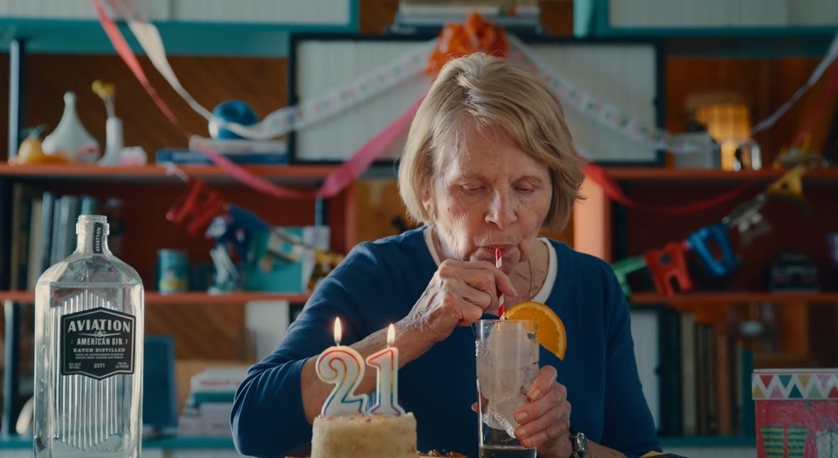 Salt: главное здесь, остальное по вкусу - Рожденная 29 февраля женщина впервые попробовала «легальный» алкоголь в 84 года — и это был джин от Райана Рейнольдса