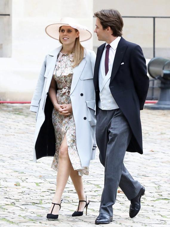 Salt: главное здесь, остальное по вкусу - Жених принцессы Беатрис решил, кто будет шафером на свадьбе — его выбор удивил Британию