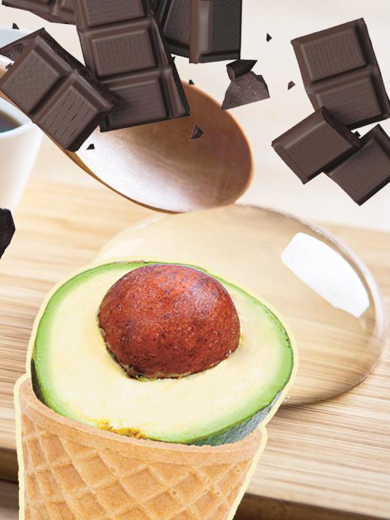 Salt: главное здесь, остальное по вкусу - Жареные сверчки, мороженое из авокадо и капля дождя: 10 самых необычных десертов мира