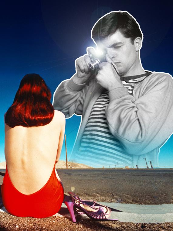 Salt: главное здесь, остальное по вкусу - Психоанализ на страницах Vogue: что повлияло на творчество фотографа Ги Бурдена