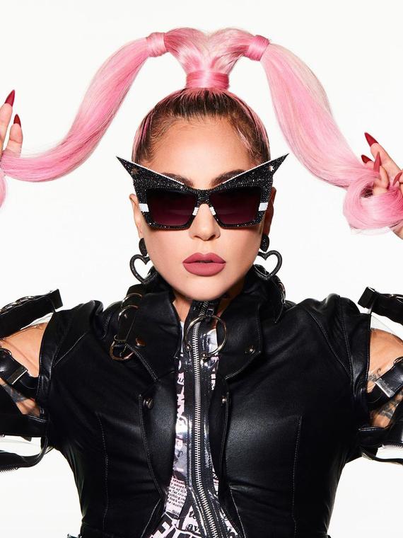 Salt: главное здесь, остальное по вкусу - Леди Гага раскрыла название и дату выхода нового альбома
