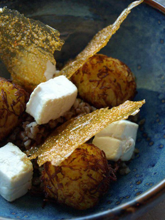 Salt: главное здесь, остальное по вкусу - Итальянские закуски, бургеры из растительного мяса и соевые сырники — где вкусно поесть в Петербурге во время поста