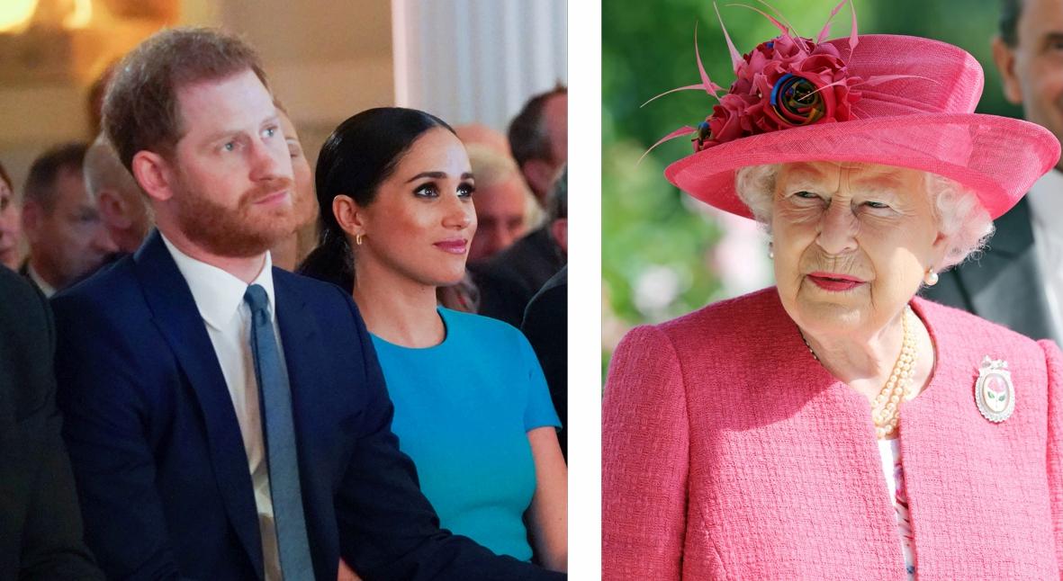 Salt: главное здесь, остальное по вкусу - Королева Елизавета II пригласила Меган Маркл и принца Гарри посетить вместе с ней церковную службу