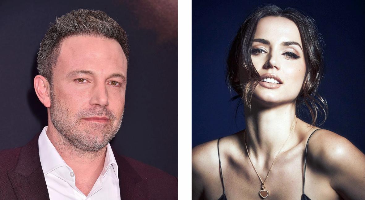 Salt: главное здесь, остальное по вкусу - СМИ: Бен Аффлек встречается с Аной де Армас