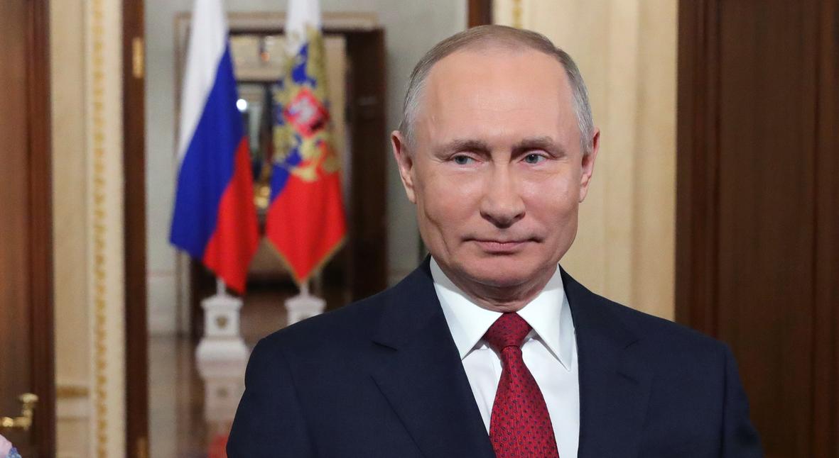 Salt: главное здесь, остальное по вкусу - Владимир Путин поддержал поправку, которая обнулит его президентские сроки
