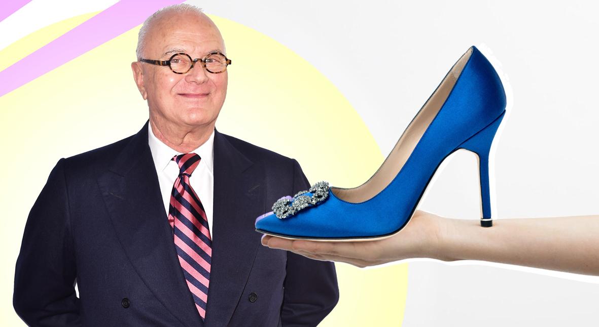 Salt: главное здесь, остальное по вкусу - Обувь как искусство: Маноло Бланик о кроссовках Balenciaga, любви к Англии и своих клиентках