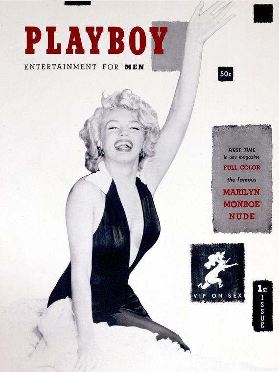 Salt: главное здесь, остальное по вкусу - Playboy прекращает выпуск печатной версии — после 66 лет выпуска журнала