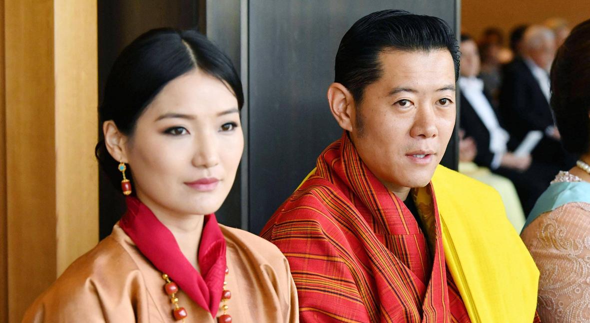 Salt: главное здесь, остальное по вкусу - Король и королева Бутана стали родителями во второй раз