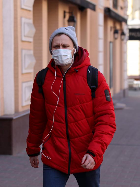 Salt: главное здесь, остальное по вкусу - Хроники коронавируса: число заразившихся в России достигло 306, отменен ЧМ по хоккею