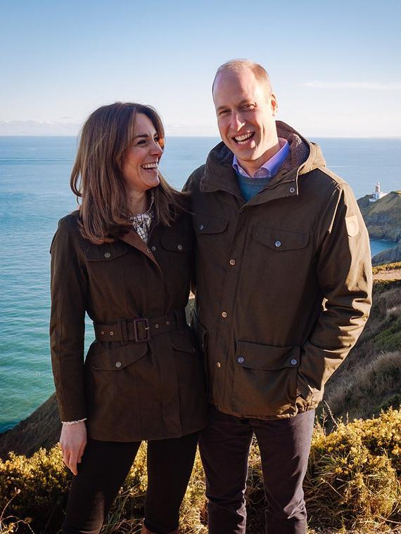 Salt: главное здесь, остальное по вкусу - Кейт Миддлтон и принц Уильям показали трогательные снимки своих матерей