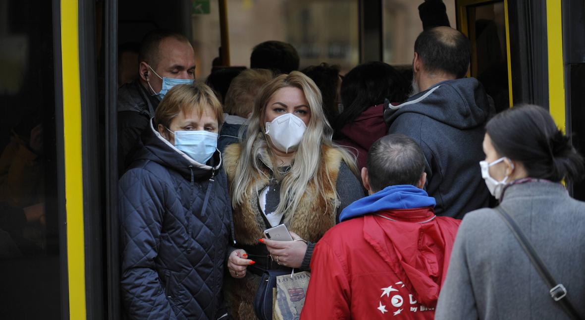 Salt: главное здесь, остальное по вкусу - Число заразившихся коронавирусом в России увеличилось до 438 человек