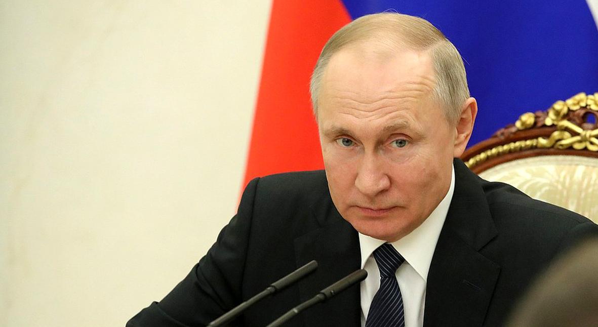 Salt: главное здесь, остальное по вкусу - Нерабочая неделя и перенос голосования: главное из обращения Владимира Путина
