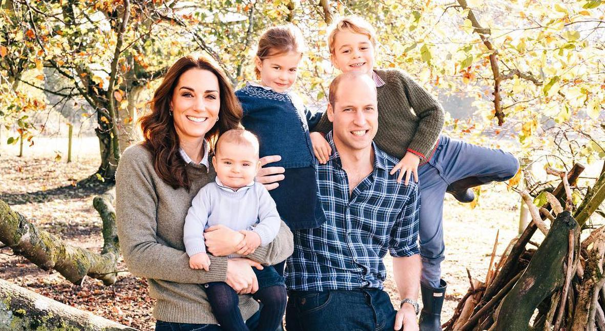 Salt: главное здесь, остальное по вкусу - Дети Кейт Миддлтон и принца Уильяма поучаствовали во флешмобе в поддержку врачей