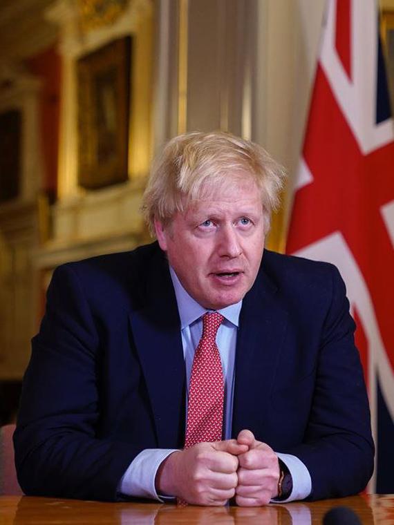 Salt: главное здесь, остальное по вкусу - Премьер-министр Великобритании Борис Джонсон заразился коронавирусом