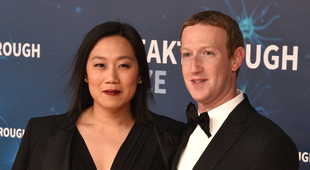 Salt: главное здесь, остальное по вкусу - Марк Цукерберг и Присцилла Чан пожертвовали $25 миллионов на исследование коронавируса