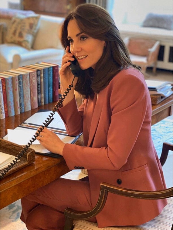 Salt: главное здесь, остальное по вкусу - Кейт Миддлтон и принц Уильям призвали заботиться о психологическом здоровье во время эпидемии коронавируса