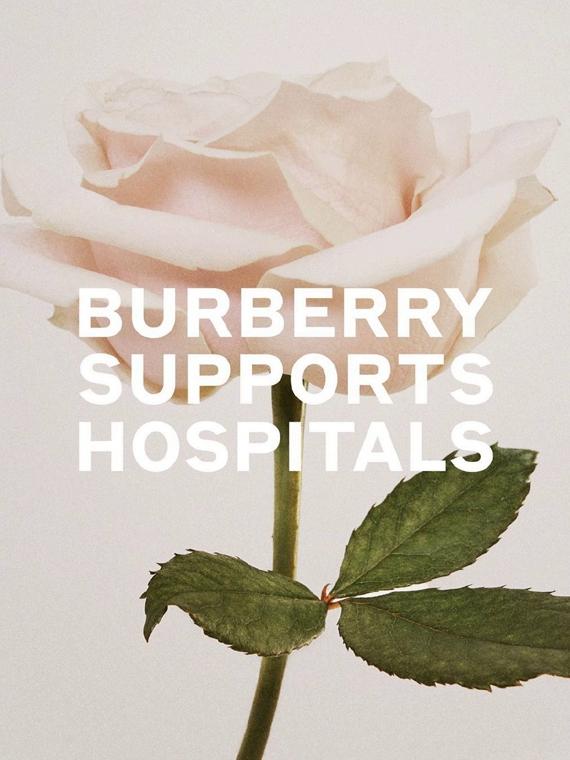 Salt: главное здесь, остальное по вкусу - Burberry начнут производить больничные халаты и маски на фабрике тренчей