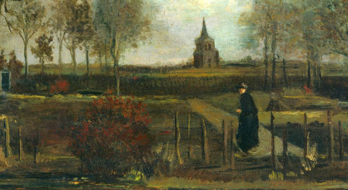 Salt: главное здесь, остальное по вкусу - Картину Ван Гога украли из закрытого на карантин музея в Нидерландах