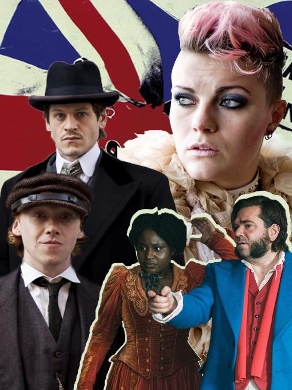 Salt: главное здесь, остальное по вкусу - Не только «Доктор Кто» и «Дрянь»: 6 атмосферных сериалов для любителей британского кино