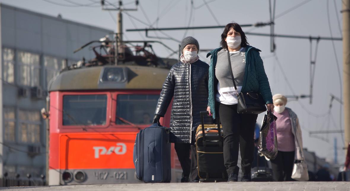 Salt: главное здесь, остальное по вкусу - Коронавирус в России: число зараженных увеличилось до 3548 человек