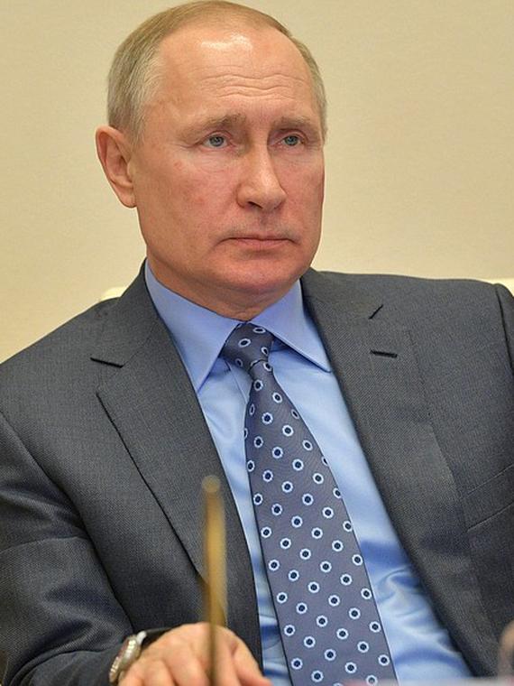 Salt: главное здесь, остальное по вкусу - Владимир Путин объявил нерабочими все дни до конца апреля