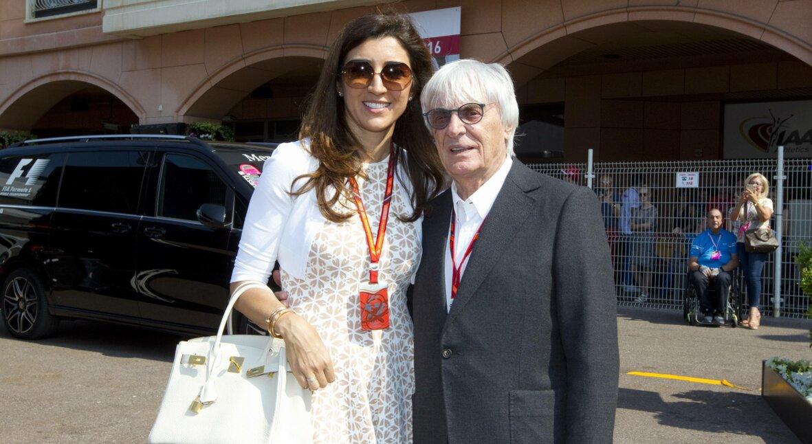 Salt: главное здесь, остальное по вкусу - Бывший руководитель «Формулы-1» Берни Экклстоун снова станет отцом в 89 лет
