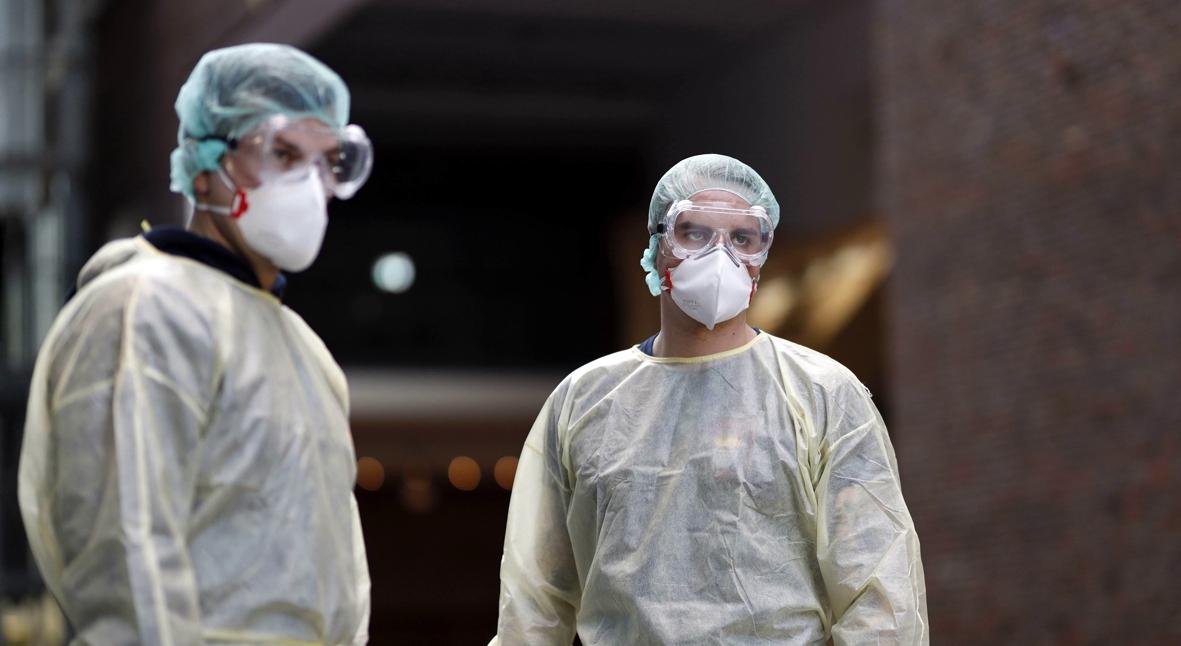 Salt: главное здесь, остальное по вкусу - Коронавирус в России: число заболевших достигло 5389 человек