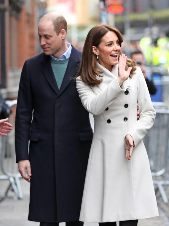 Salt: главное здесь, остальное по вкусу - Кейт Миддлтон и принц Уильям взяли на работу бывшего сотрудника герцогов Сассекских