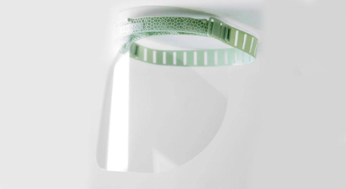 Salt: главное здесь, остальное по вкусу - Компания adidas занялась производством защитных экранов — их печатают на 3D-принтере