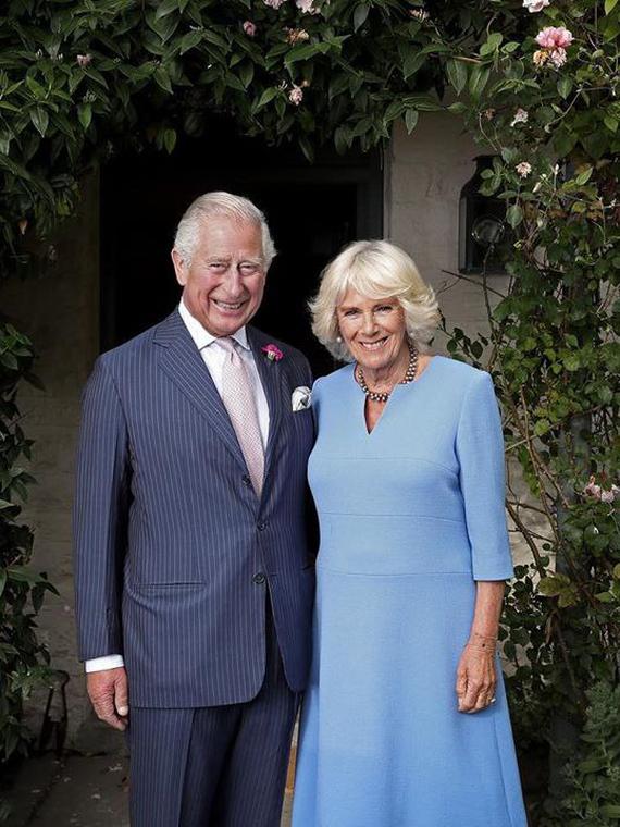 Salt: главное здесь, остальное по вкусу - Принц Чарльз и Камилла поделились домашним фото в честь годовщины