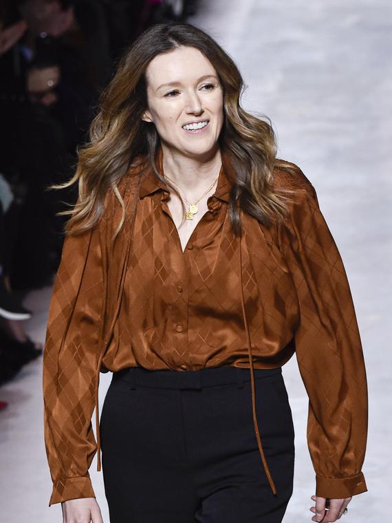 Salt: главное здесь, остальное по вкусу - Клэр Уэйт Келлер покидает Givenchy — именно она создала свадебное платье Меган Маркл