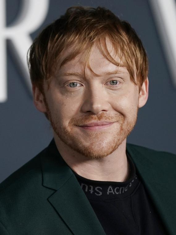 Salt: главное здесь, остальное по вкусу - Звезда «Гарри Поттера» Руперт Гринт впервые станет отцом