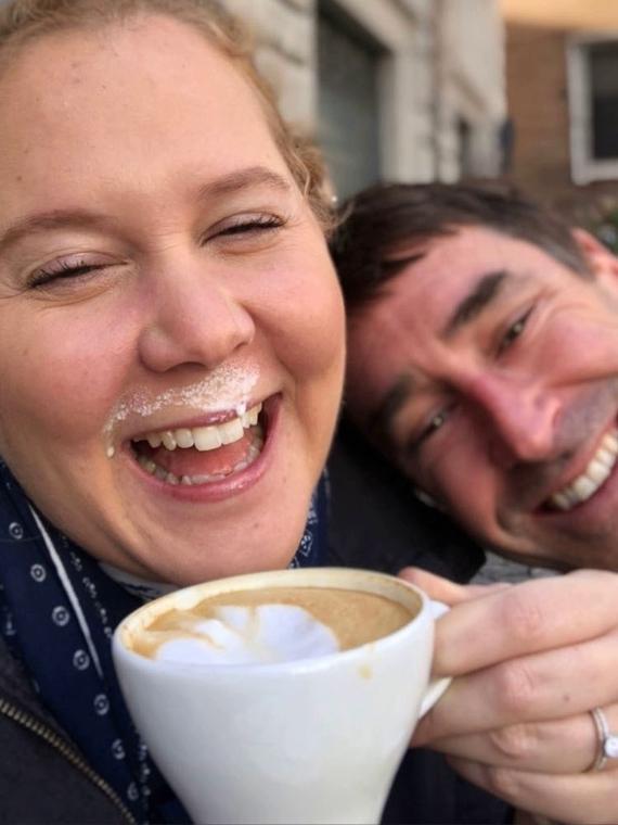Salt: главное здесь, остальное по вкусу - Эми Шумер вместе с мужем снимется в «карантинном» кулинарном шоу