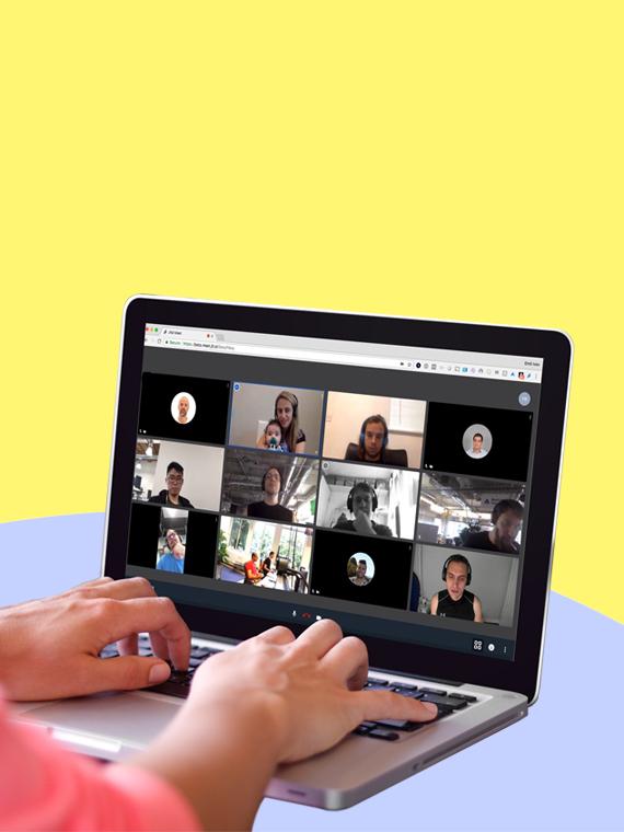 Salt: главное здесь, остальное по вкусу - Ни единого разрыва: 9 достойных альтернатив Zoom и Skype