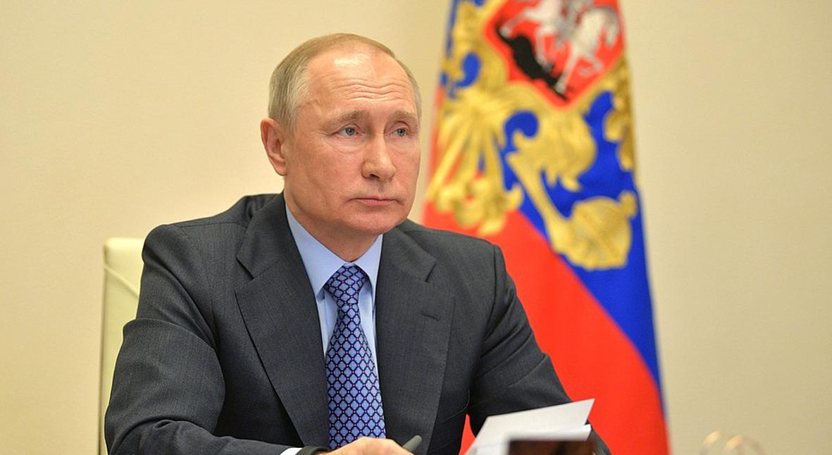 Salt: главное здесь, остальное по вкусу - Владимир Путин предложил безвозмездно выделить бизнесу деньги на выплату зарплат