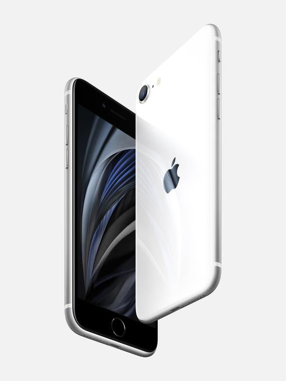Salt: главное здесь, остальное по вкусу - Apple показала новый iPhone SE с мощным процессором