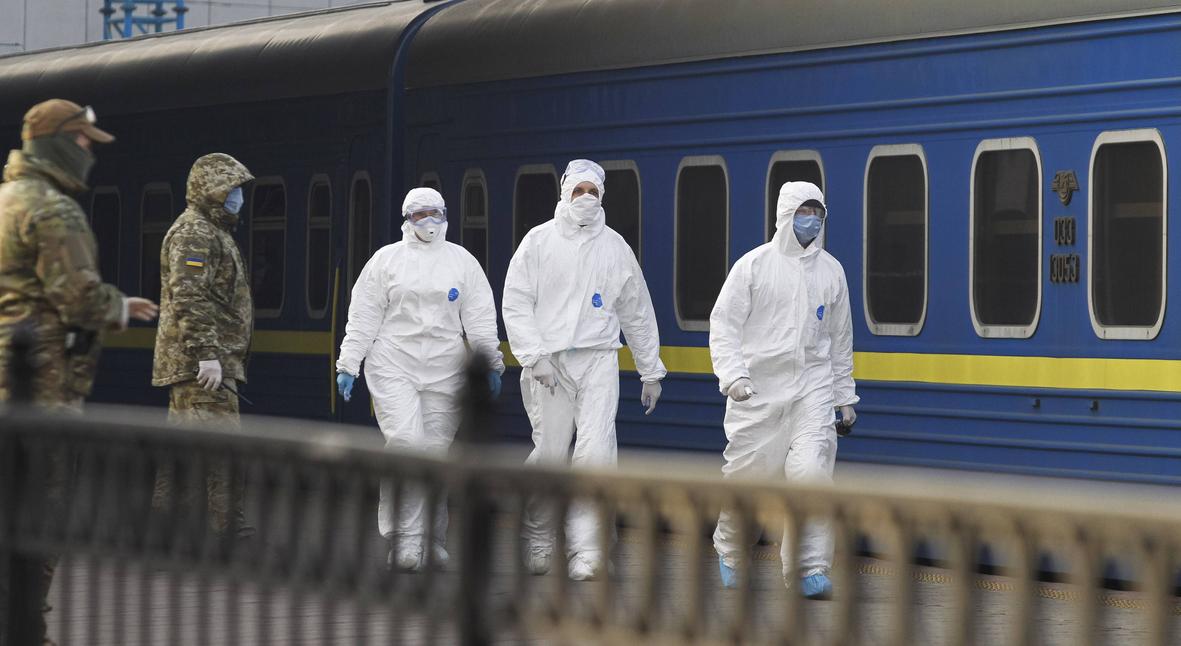 Salt: главное здесь, остальное по вкусу - Коронавирус в России: общее число зараженных достигло 27 938 человек