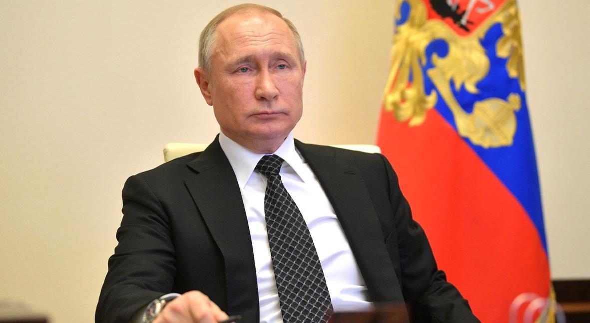 Salt: главное здесь, остальное по вкусу - Владимир Путин перенес парад Победы из-за пандемии коронавируса