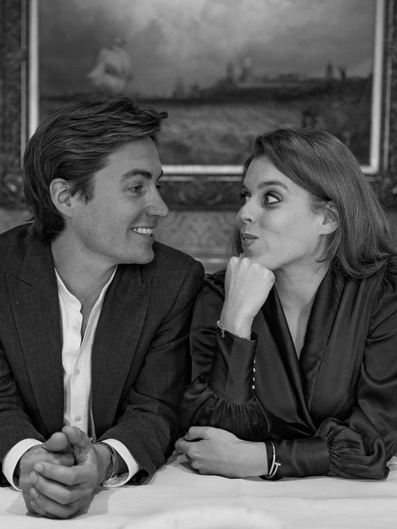 Salt: главное здесь, остальное по вкусу - Принцесса Беатрис и Эдоардо Мапелли-Моцци официально отменили свадьбу