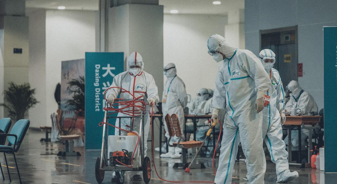 Salt: главное здесь, остальное по вкусу - Власти города Ухань уточнили данные об умерших из-за коронавируса — их оказалось на 1290 человек больше