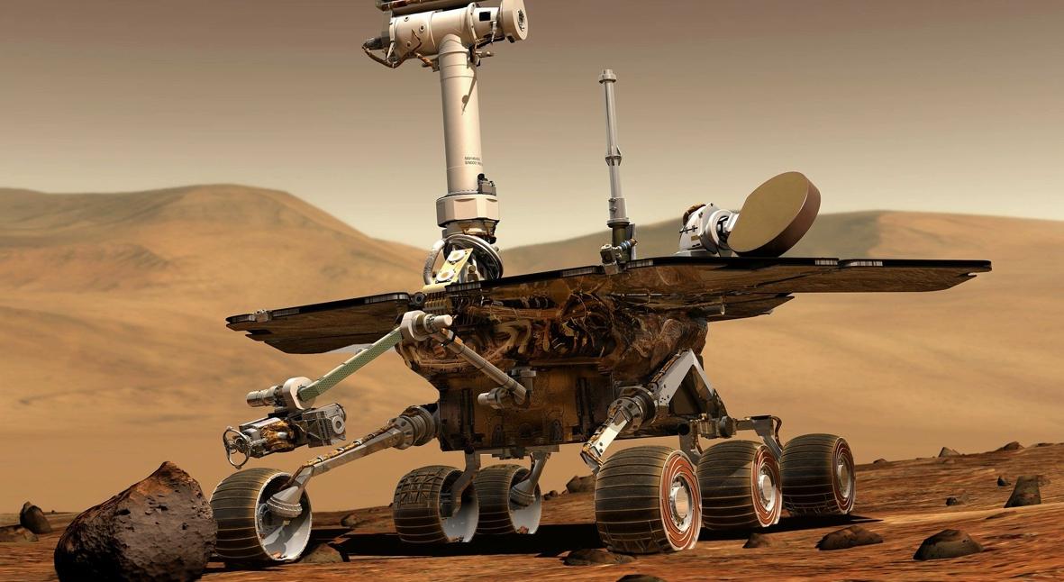 Salt: главное здесь, остальное по вкусу - В NASA придумали, как доставить на Землю образцы марсианской почвы