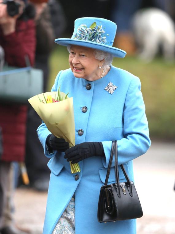 Salt: главное здесь, остальное по вкусу - Королева Елизавета II отметит свой день рождения с семьей в Zoom