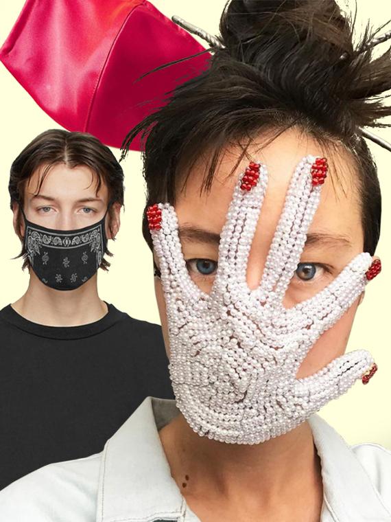 Salt: главное здесь, остальное по вкусу - Не защиты ради, а красоты для: самые эффектные и необычные маски для лица