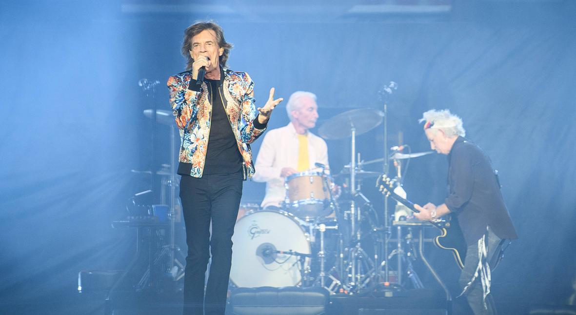 Salt: главное здесь, остальное по вкусу - The Rolling Stones выпустили новую песню впервые за восемь лет — и посвятили ее пандемии