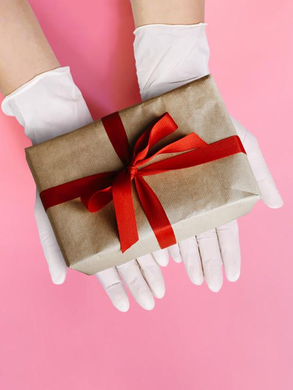 Salt: главное здесь, остальное по вкусу - Забота с доставкой на дом: 12 идей для подарков друзьям и близким на карантине