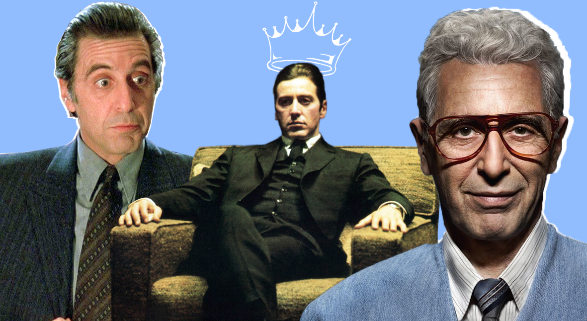 Salt: главное здесь, остальное по вкусу - «Тщеславие — мой самый любимый из грехов»: 10 лучших ролей великого Аль Пачино