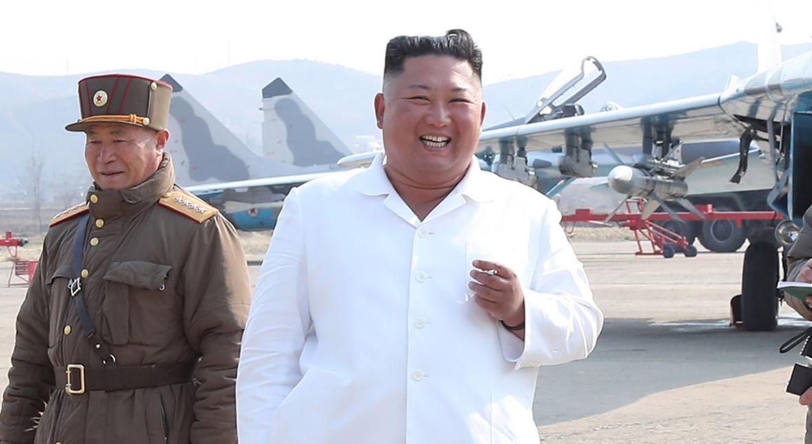 Salt: главное здесь, остальное по вкусу - В Южной Корее заявили, что Ким Чен Ын жив и здоров — он уехал на курорт
